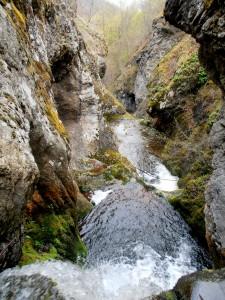 Водопад Казаните и Археологически парк тополница с. Чавдар @ село Чавдар