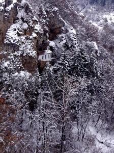 Разбоишкият манастир(църквата)!!!